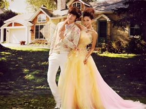金乡皇家新娘婚纱摄影