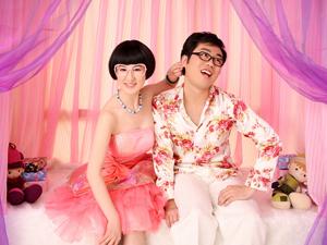 浪漫满屋――金乡灰姑娘婚纱摄影