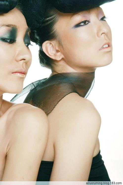 明明化妆造型