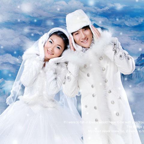 白马王子与白雪公主