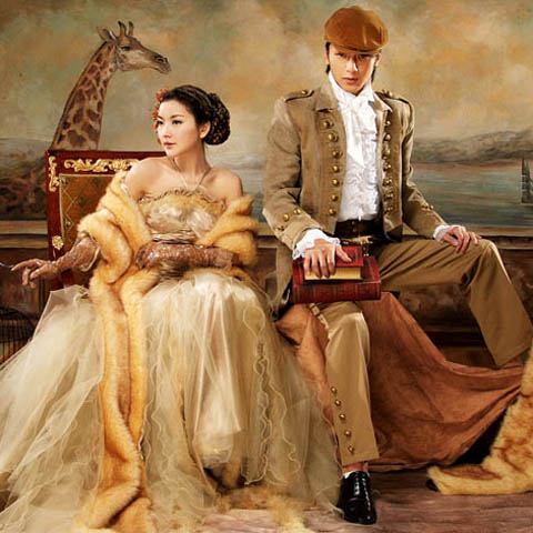 高贵的王子与公主