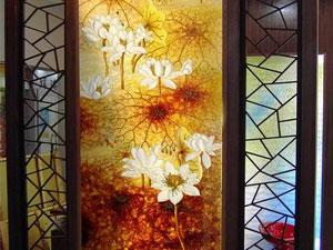 欧艺玻璃展示1