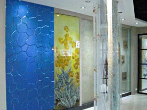 欧艺玻璃展示2