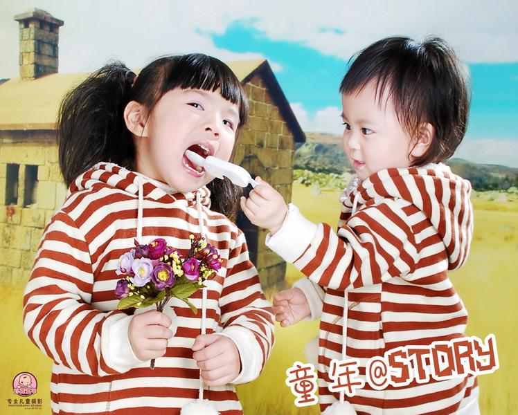 麦兜兜专业儿童摄影