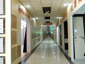 正大装饰广场走廊