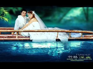 金马婚纱摄影