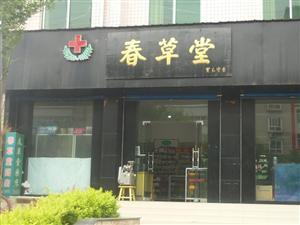 彬县春草堂药店