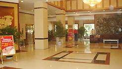 天府饭店大厅
