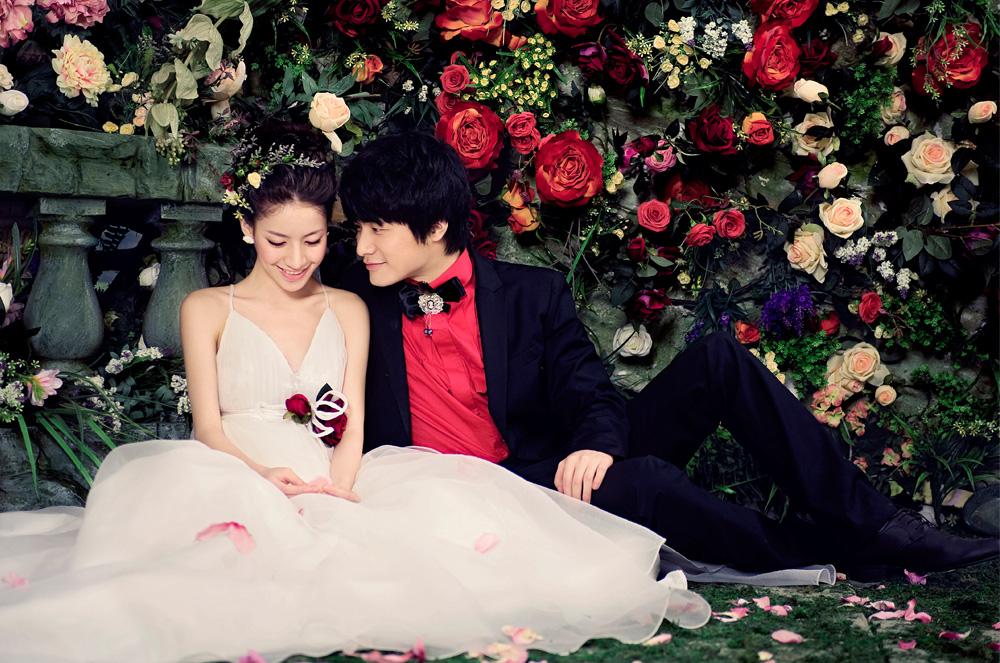 皇家新娘婚纱摄影―蔷薇秘语