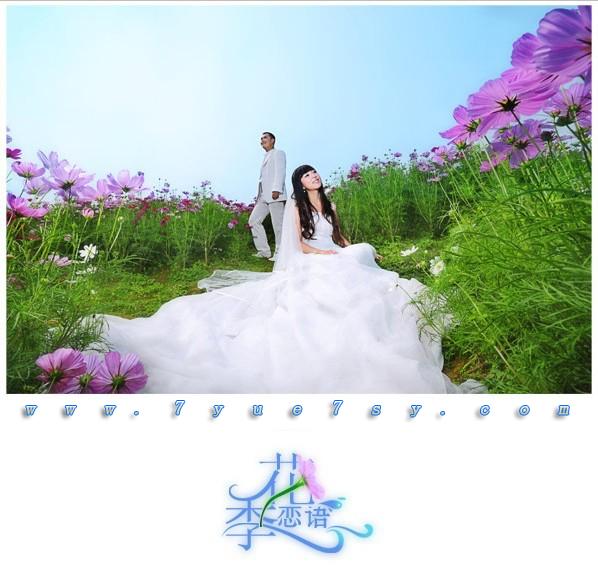 婚纱摄影案例