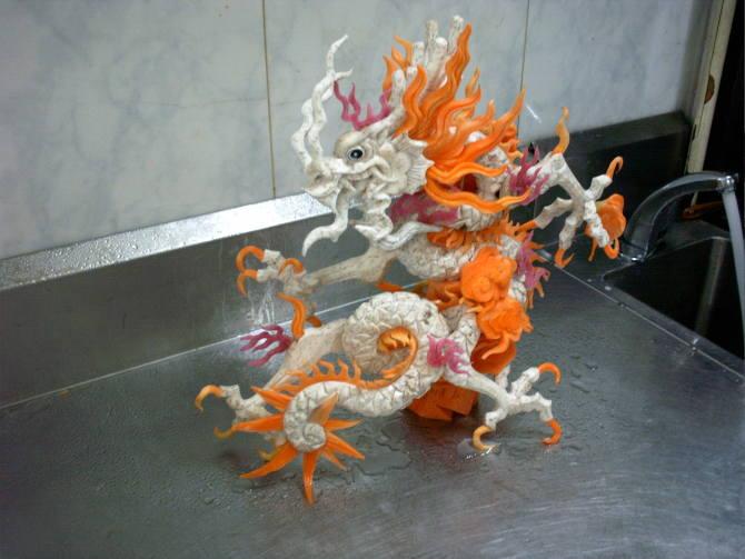 辉哥食品雕刻工作室