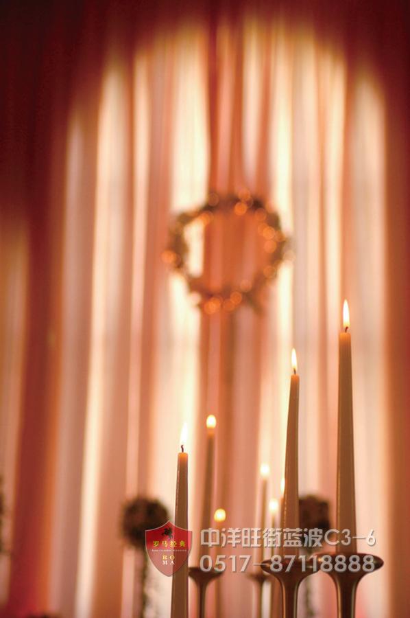 罗马经典婚庆-天台证言