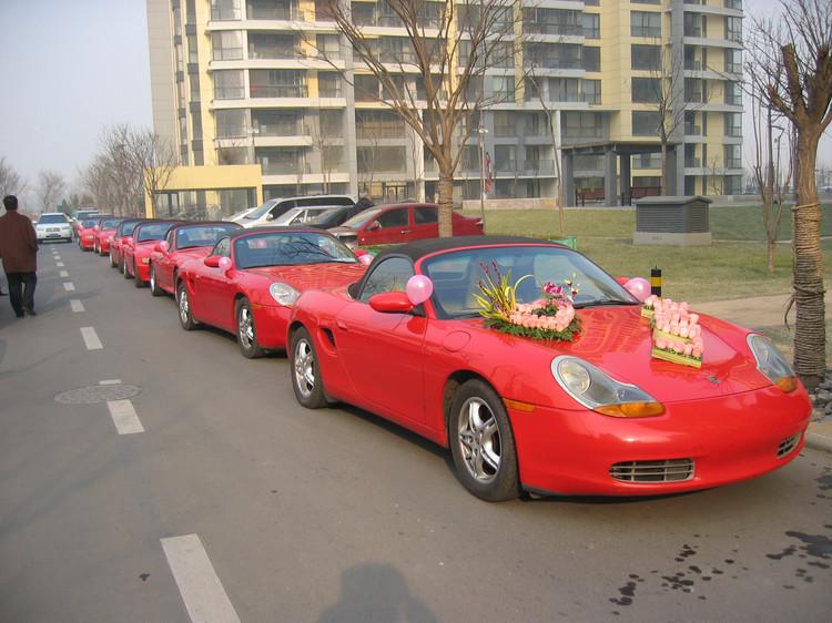 都市情缘婚车