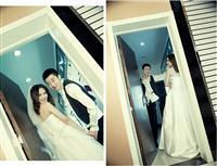 室内婚纱相册