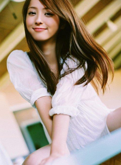 日本最美丽面孔的美女佐佐木希