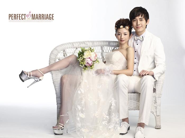 济宁新新娘婚纱摄影最新样照