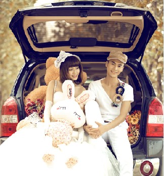 真爱贵族外景婚纱摄影(二)
