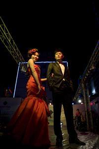 怀化米兰国际2011婚纱走秀
