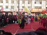 [推荐]在现场随拍了几张  即墨市2012元宵节民舞踩街活动启动仪式