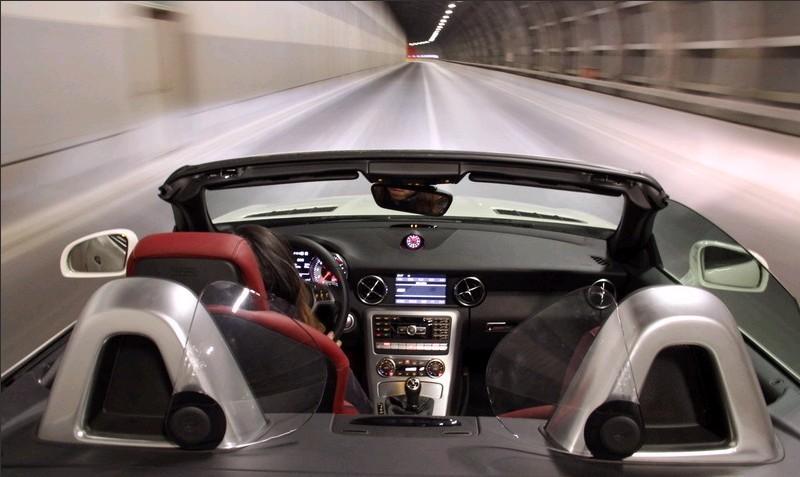 2012款梅�德斯-奔�YSLK350原��高清�D�p