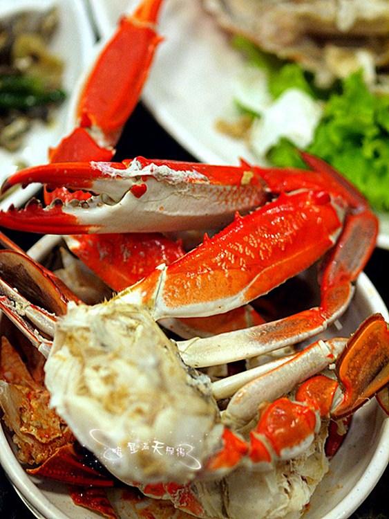 韩式海鲜料理图片