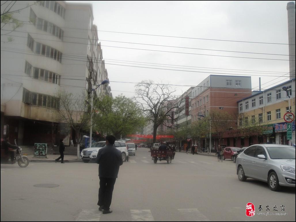 [原创]小吴带您逛秦安之(四)秦安青年路