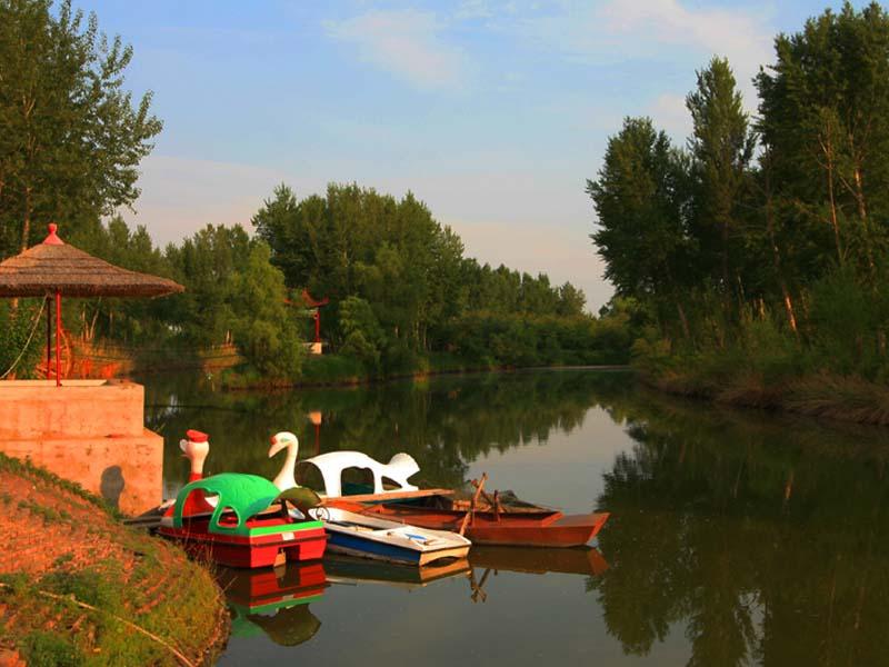 吉林省松原市旅游总体规划图 图片合集