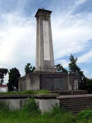 南康革命烈士纪念碑图片
