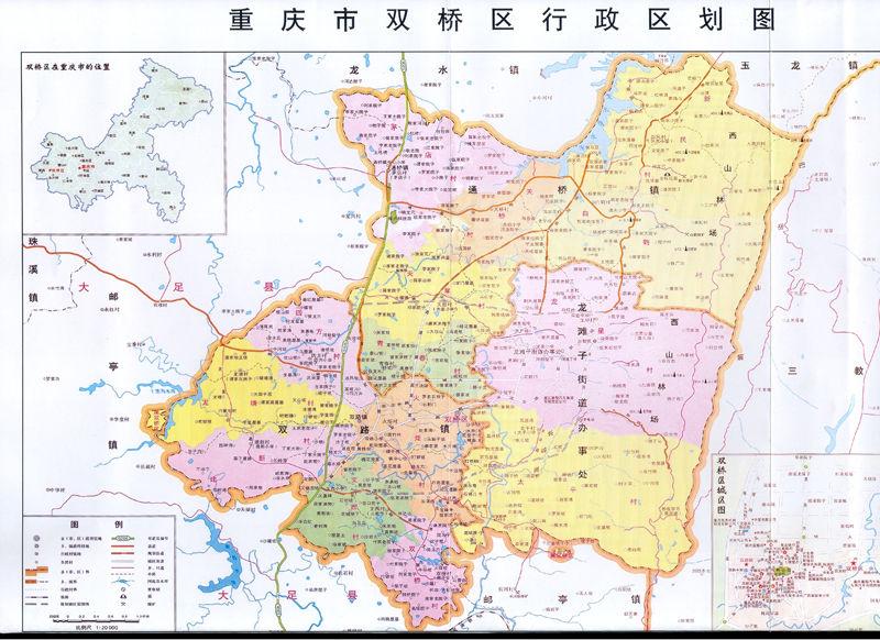 承德八县三区地图