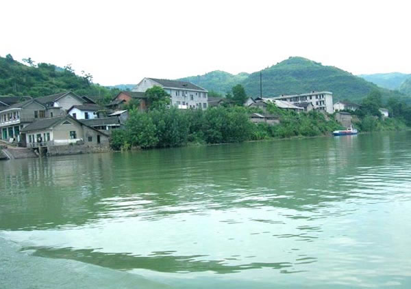 沅陵舒溪口风景