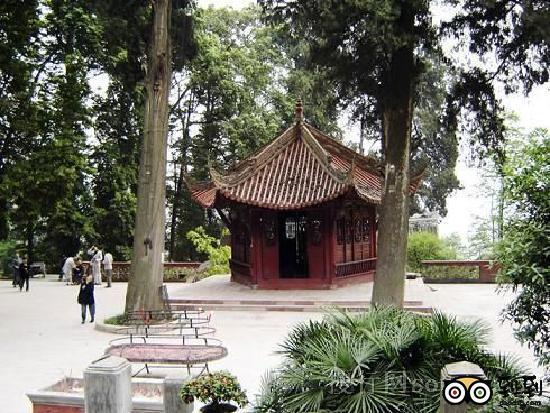 03 大邑旅游景点大全  [摘要]高堂寺位于四川省成都市大邑县城西7