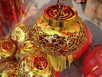 春节将至,安溪到处洋溢着过年的气息