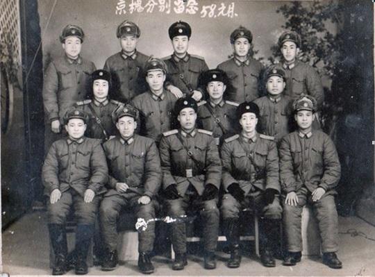 参加过国庆大阅兵的澳门网上投注官网景东老兵