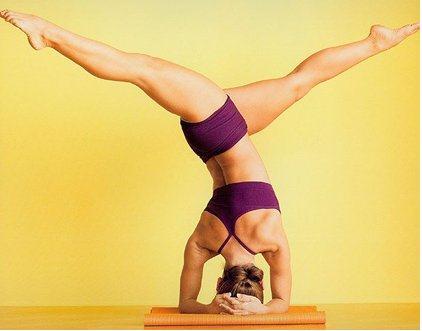 你相信瑜伽的神奇吗?