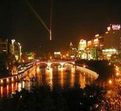自贡市概况