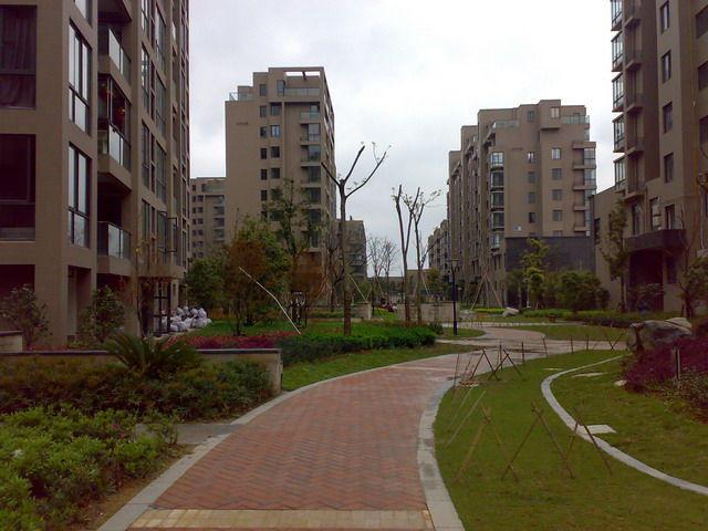灵溪怡和城市家园