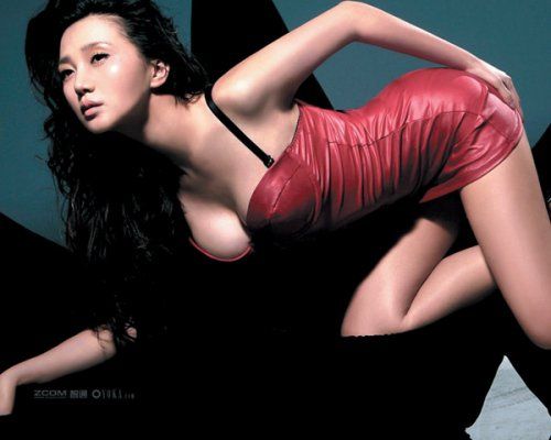 中国十大美胸皇后
