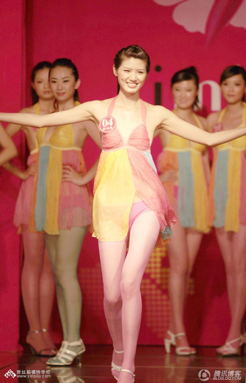 2009最让人喷血的女模特是谁?
