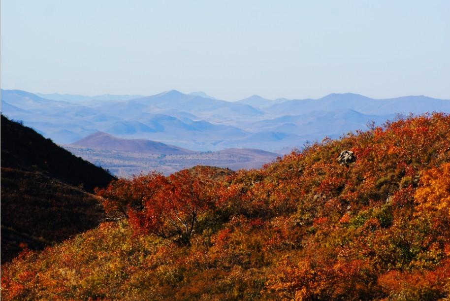吉林省敖牛山风景图片