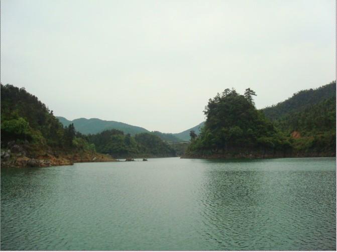 家乡的水 长丰锅底潭图片