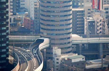 世界上最给力的高速公路