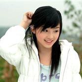 清纯可爱美少女