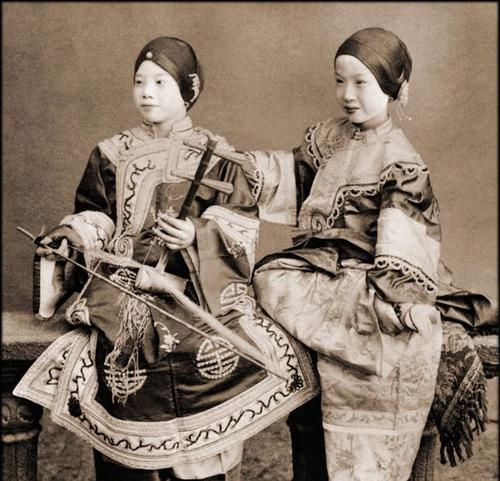 古代的贵妇人
