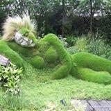 十大最�典草雕作品