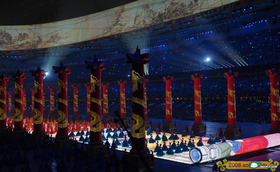 北京奥运会精美图片