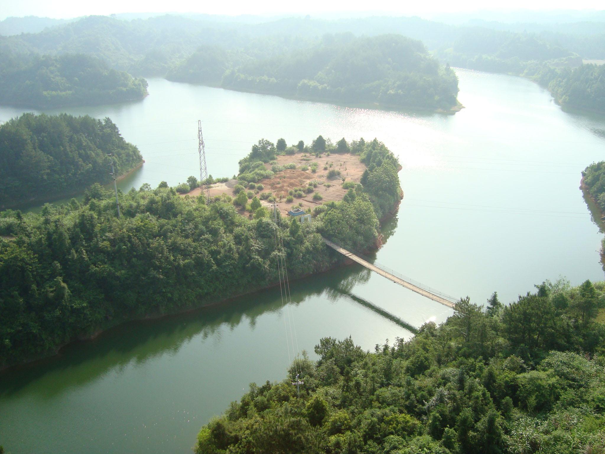 九江武宁风景图片