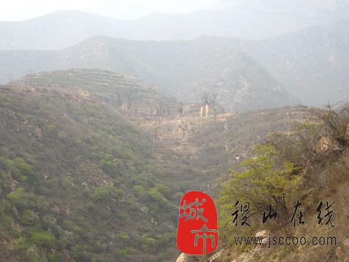 传说中的稷山老凹窑村
