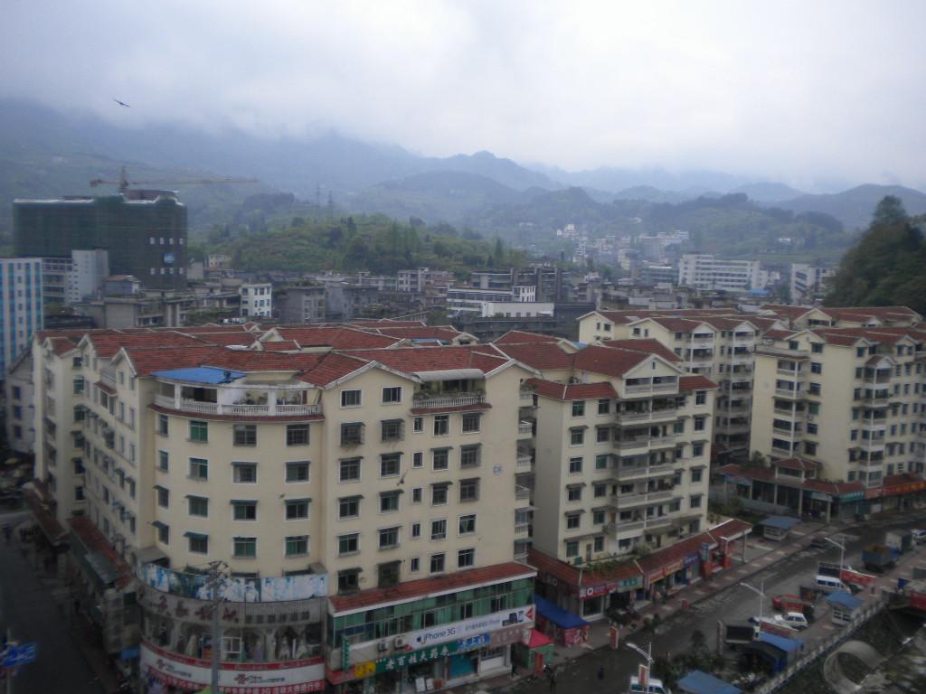 咸丰县城一览