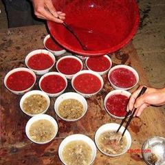 广西东兰土菜