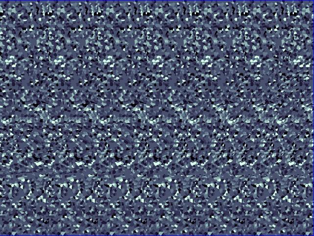 眼花缭乱看三维,呵呵,很好耍的,来试试您的眼力!刘红石作品图片
